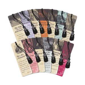 Oil of Gladness Anointing Oil<br> Assorted Bookmarks, 13 for price of 10