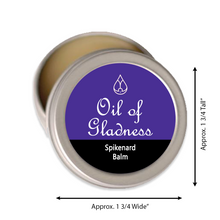 Load image into Gallery viewer, Oil of Gladness Anointing Oil<br> Spikenard Solid Balm