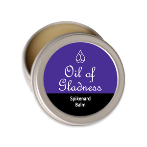 Oil of Gladness Anointing Oil<br> Spikenard Solid Balm
