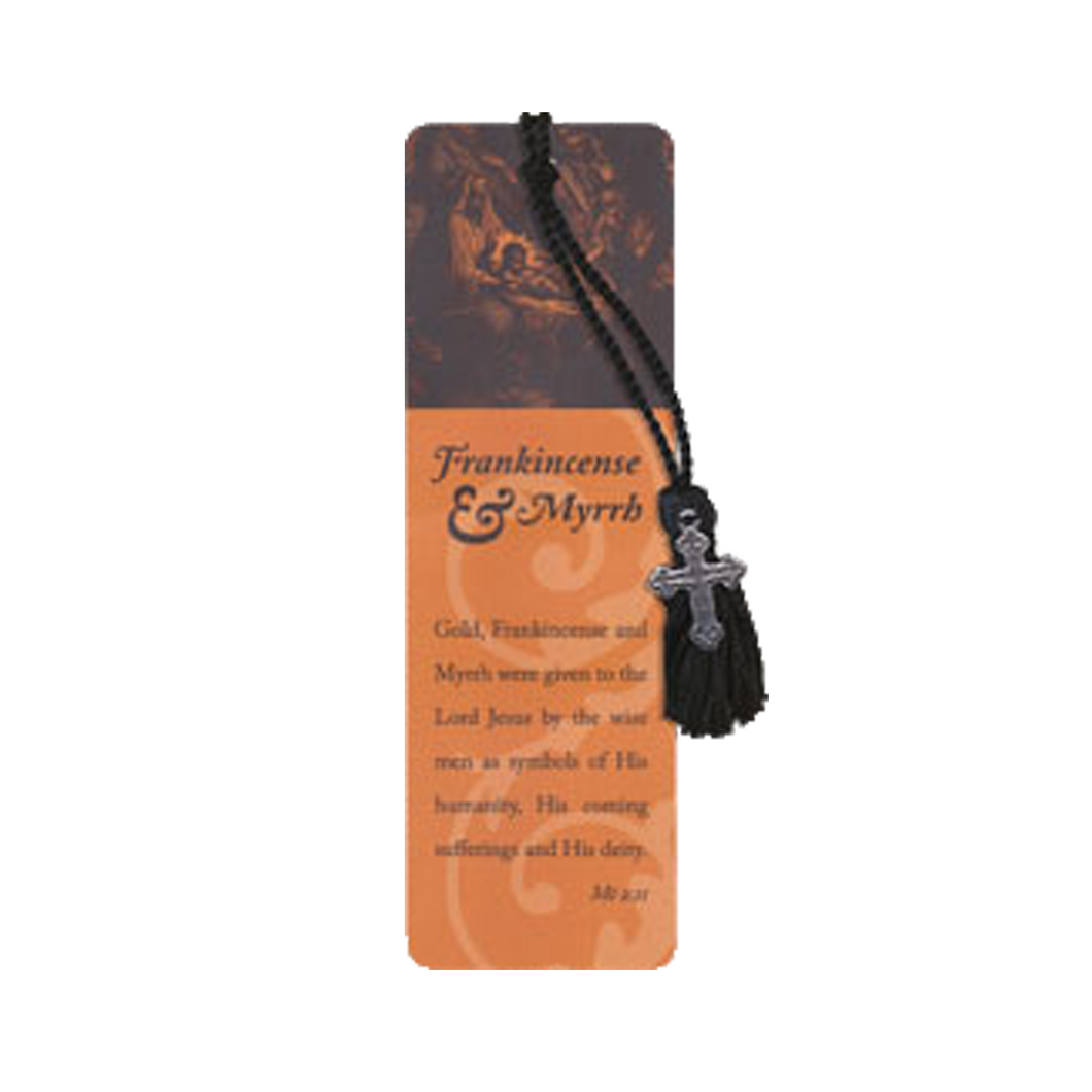 Oil of Gladness Anointing Oil<br> Frankincense and Myrrh Bookmark