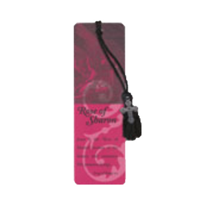 Oil of Gladness Anointing Oil<br> Rose of Sharon Bookmark
