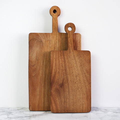 Hand Carved Wood Cutting Boards