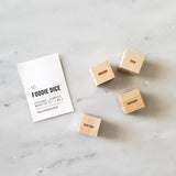 Foodie Dice Seasonal Dinners Booster Set
