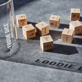 Foodie Dice No. 1 - Seasonal Dinners Tumbler