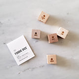 Salad Dressing Dice - Foodie Gift for anyone who likes to cook