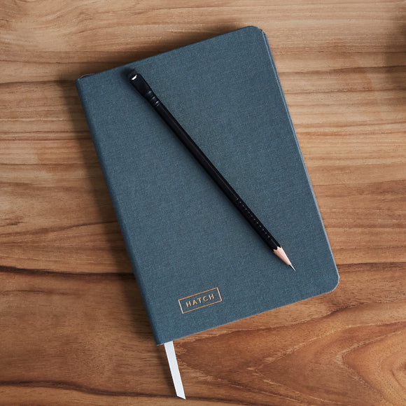 Hatch Project Planner Notebook