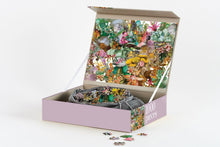 Load image into Gallery viewer, 1000 Piece Puzzle - Flora + Edition
