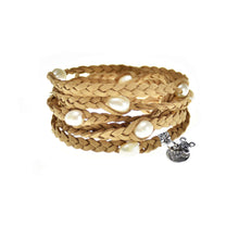 Load image into Gallery viewer, Wrist  Wrap - Gold