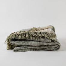 Load image into Gallery viewer, Enes Bedcover - Olive/Clay