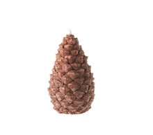 Load image into Gallery viewer, Medium Pine Cone Candle