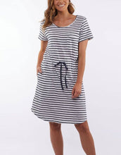 Load image into Gallery viewer, Hilda Stripe Dress