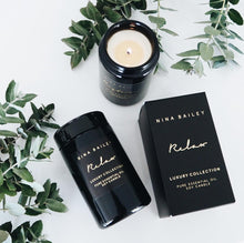 Load image into Gallery viewer, Nina Bailey Essential Oil Soy Candle