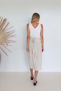 Willow Wrap Skirt