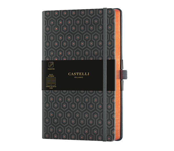 CASTELLI MUISTIK 13X21CM HONEY COPPER V