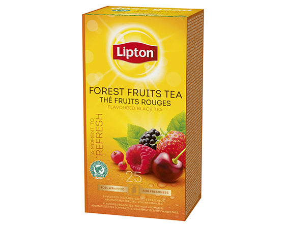 LIPTON FOREST FRUITS PUSSITEE /25