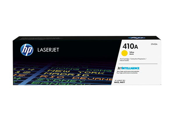 HP CF412A LASERVÄRI YELLOW 410A 2,3K