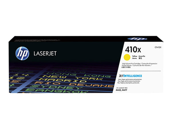 HP CF412X LASERVÄRI YELLOW 410X 5K