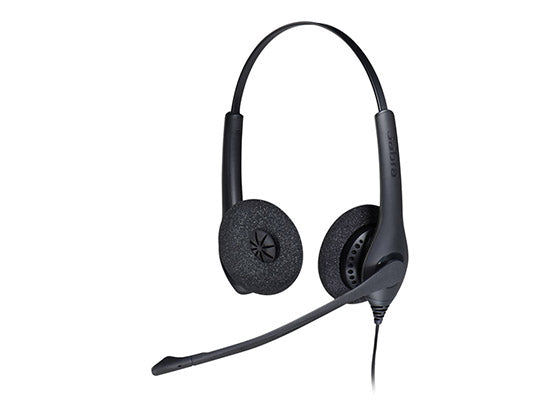 JABRA BIZ 1500 DUO HEADSET QD