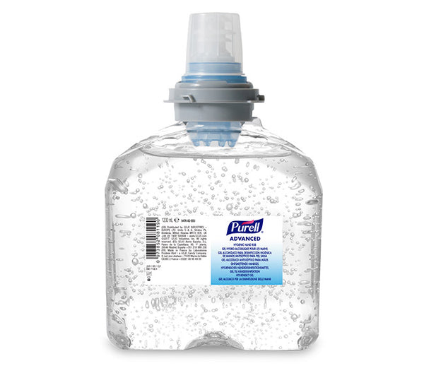 PURELL 5476-02 ADVANCED HYG HAND RUB [2KPL/Erä]