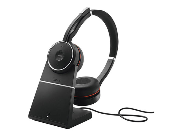 JABRA EVOLVE 75 MS WITH CHRG.STAND