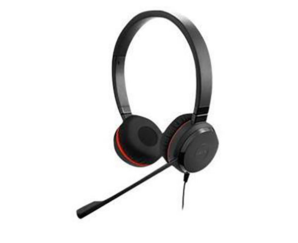 JABRA EVOLVE 20SE MS STEREO HEADSET