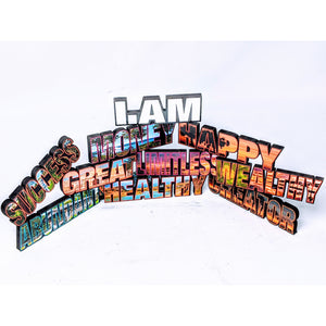 Manifestation Tools-Affirmation Magnets