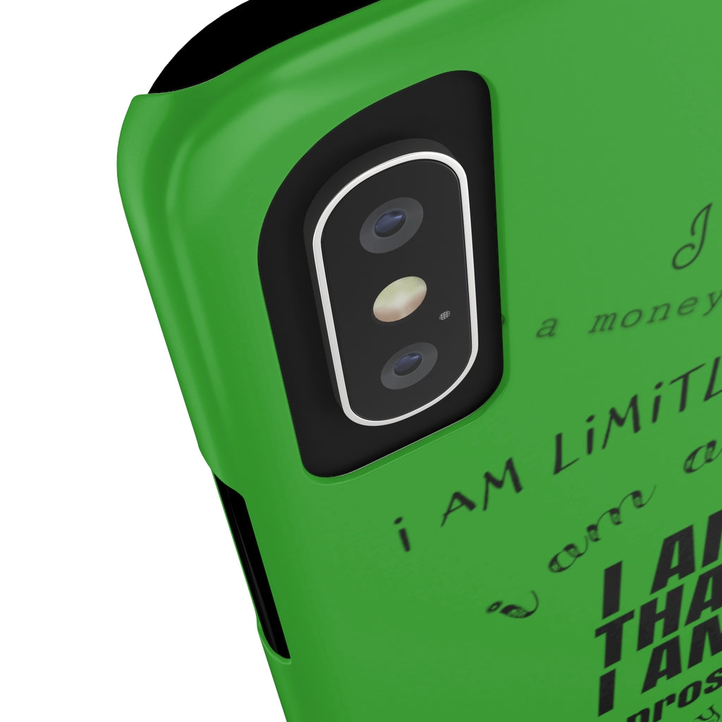 Creator's I AM Slim Phone Cases