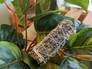 Lavender/White Sage Smudge Bundle | Manifestation Tools|