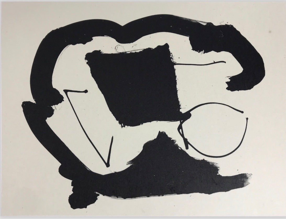 Three Poems - Untitled by Robert Motherwell