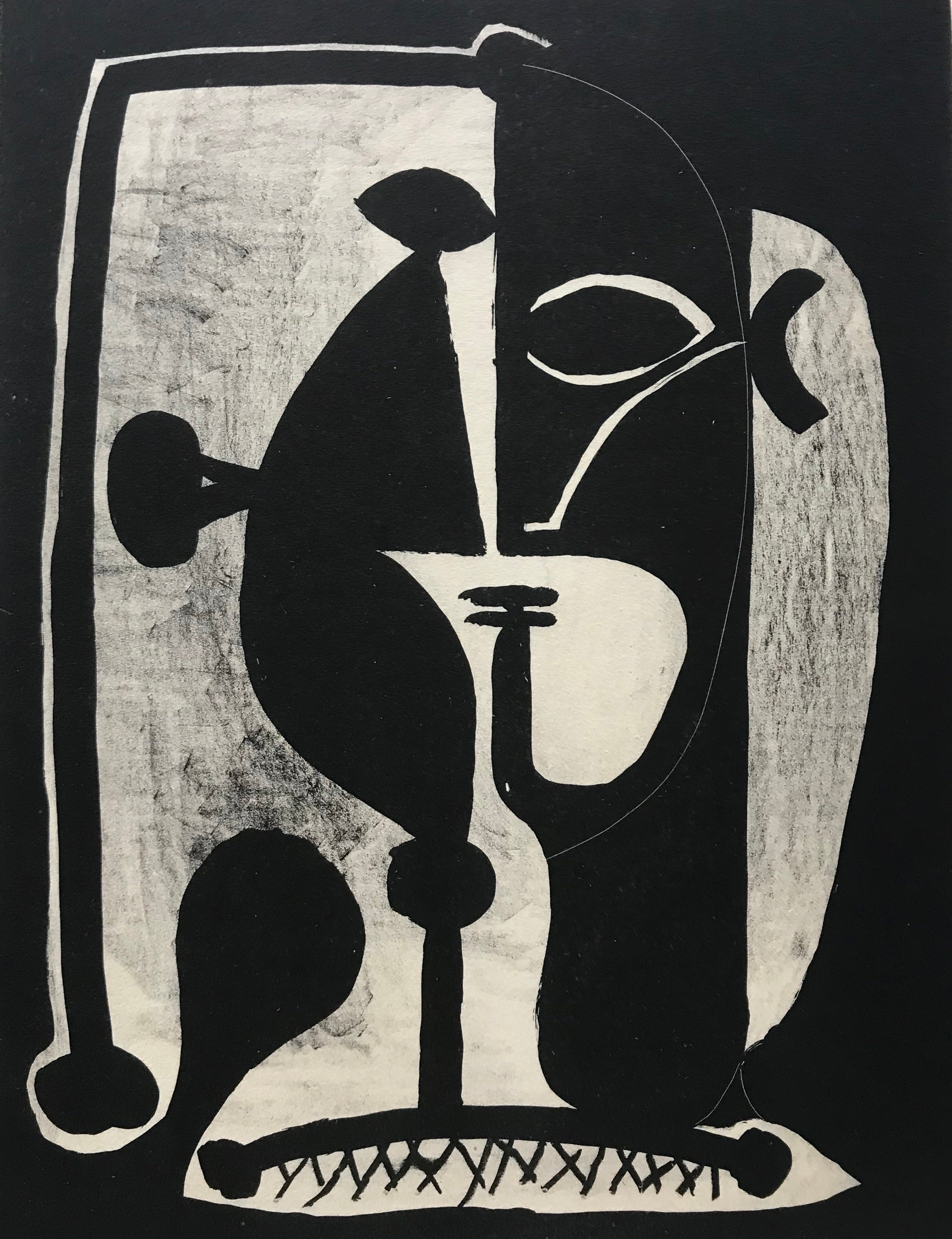 Figure/Composition by Pablo Picasso