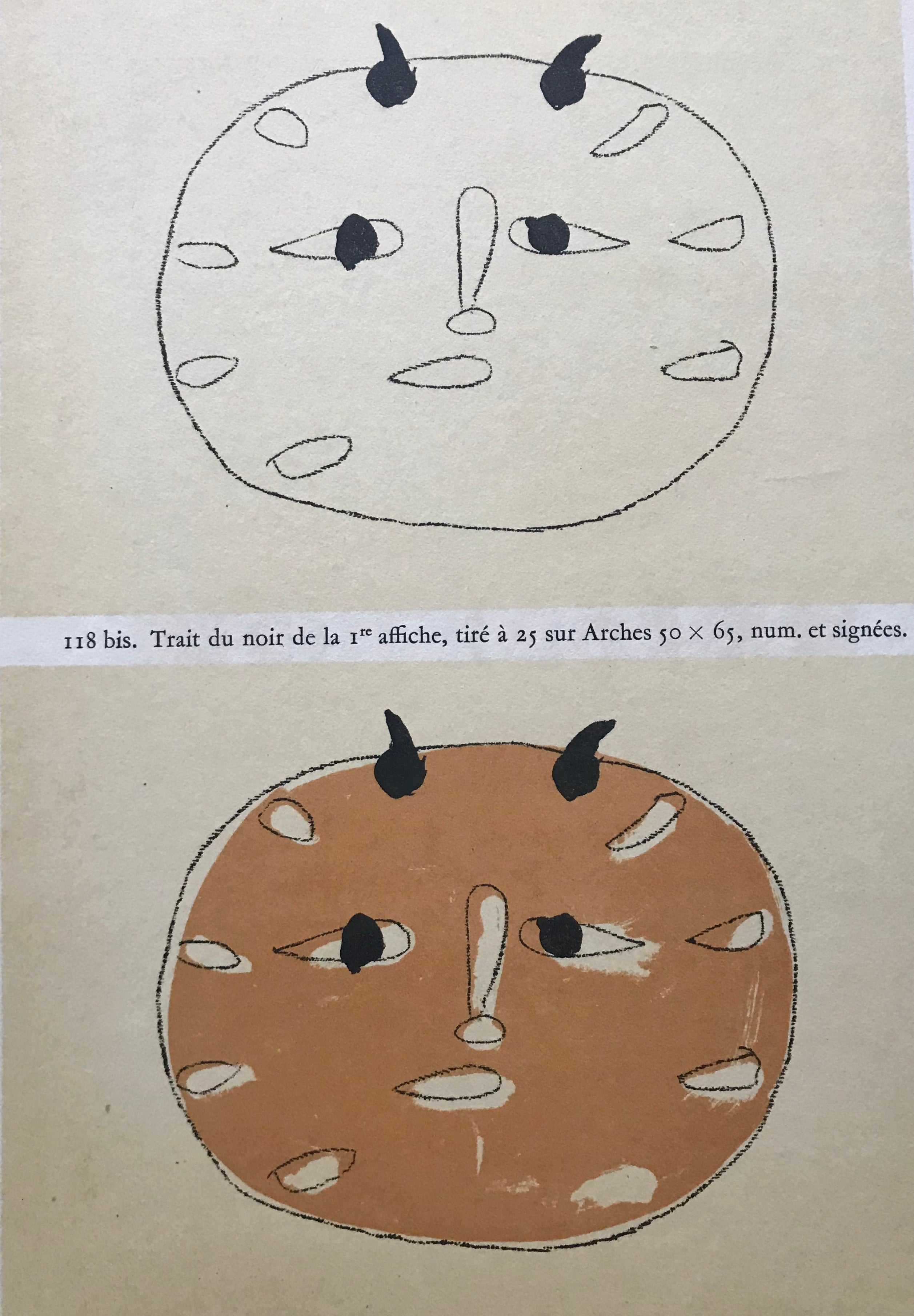 First Vallauris Poster by Pablo Picasso