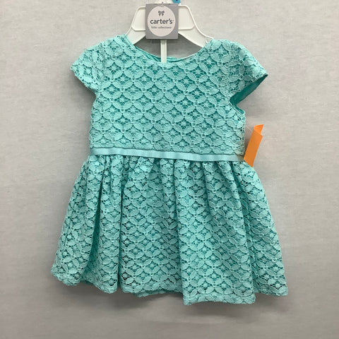 Dress by Carter's, 6MO NWT