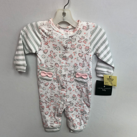 Outfit by Laura Ashley, 3/6M, NWT