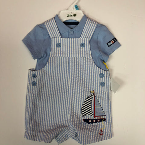 Outfit by Little Me, 6m, NWT