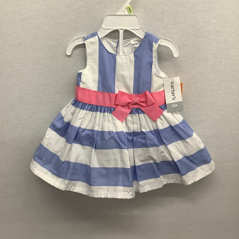 Dress by Carter's, 3MO NWT