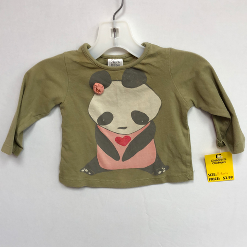 Top by Zara Baby, 3-6 MO