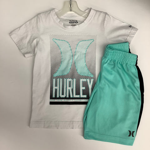 Short set by Hurley, 7