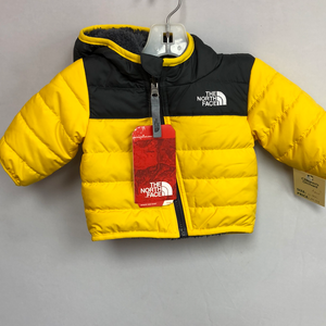 Coat by North Face, 0/3M, NWT