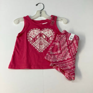 Outfit by Children's Place, 12/18M, NWT