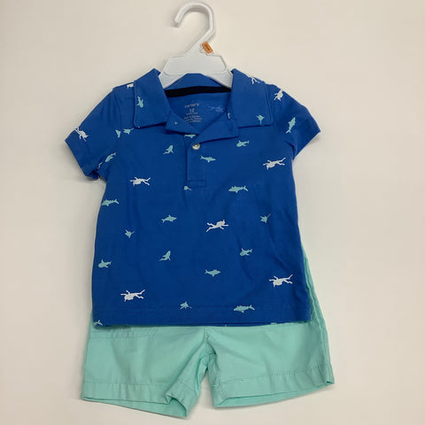 Outfit by Carter's, 12M, NWT