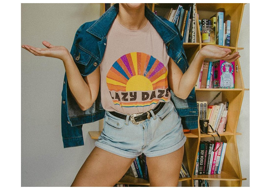 Lazy Daze T-Shirt