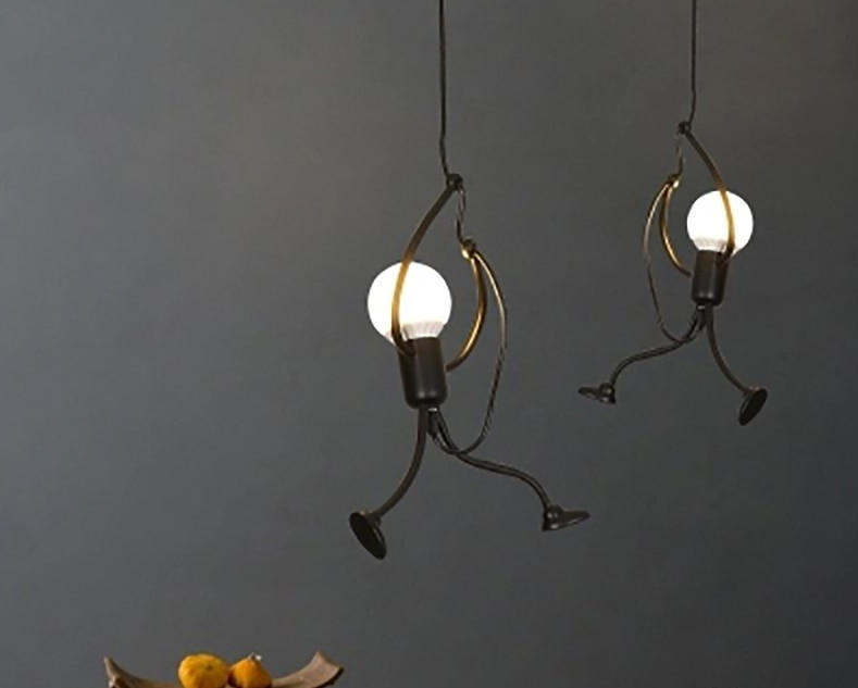 Suspension Luminaire Minimalist Hanging Pendant Lamp