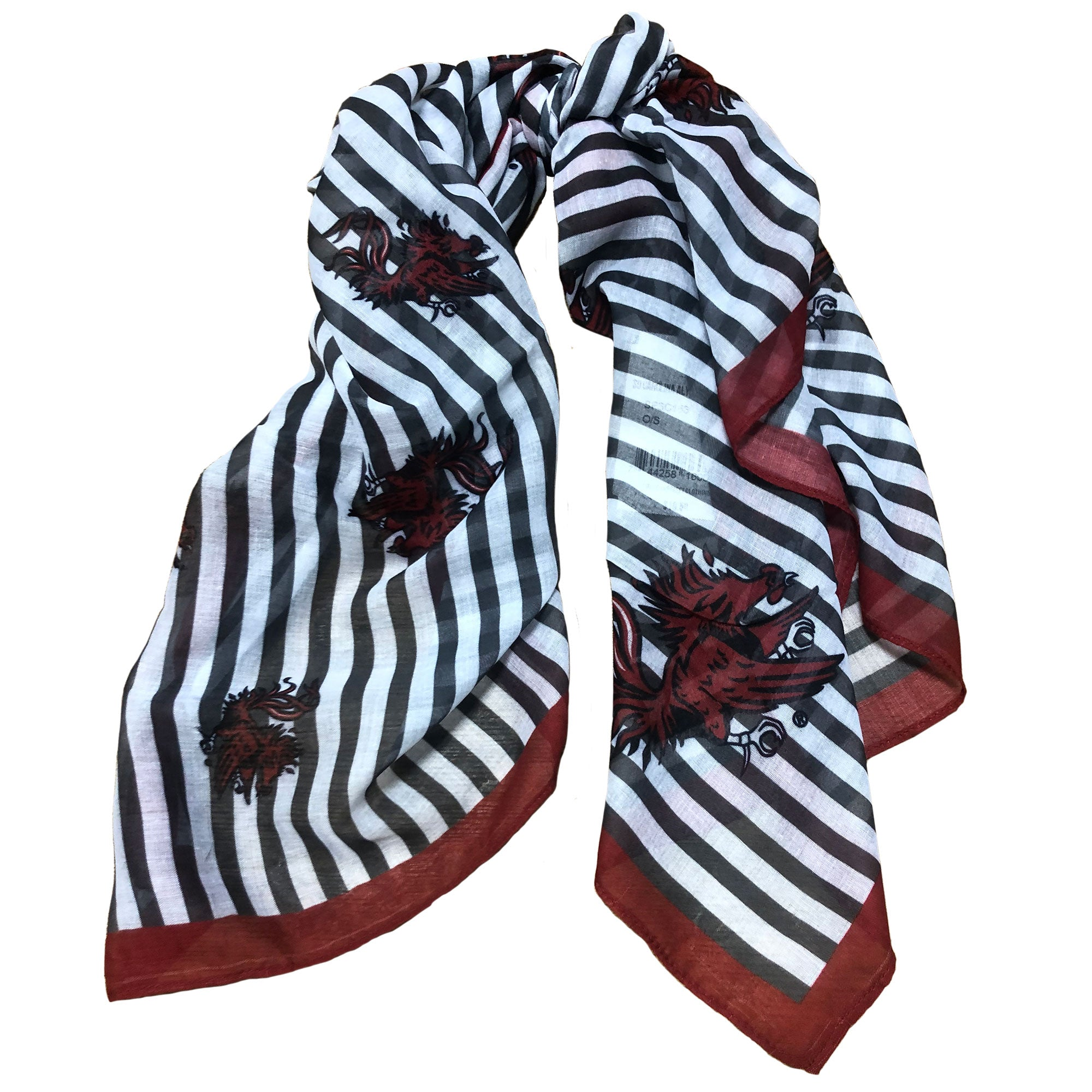 South Carolina Gamecocks Alyssa Square Scarf