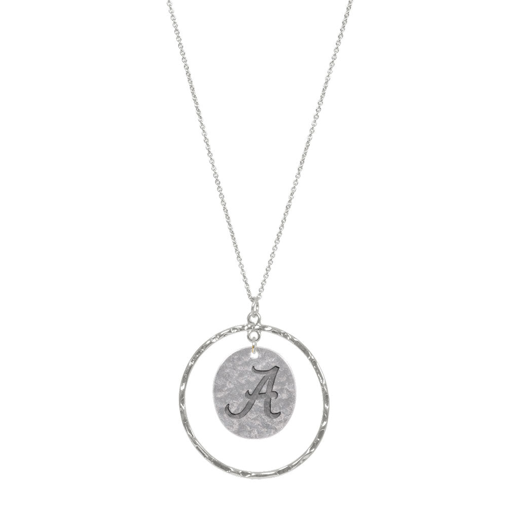 ALABAMA CRIMSON TIDE ISABELLA NECKLACE