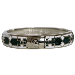 Michigan State Spartans Mosaic Bangle