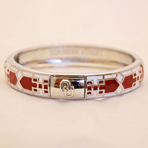 Oklahoma Sooners Mosaic Bangle