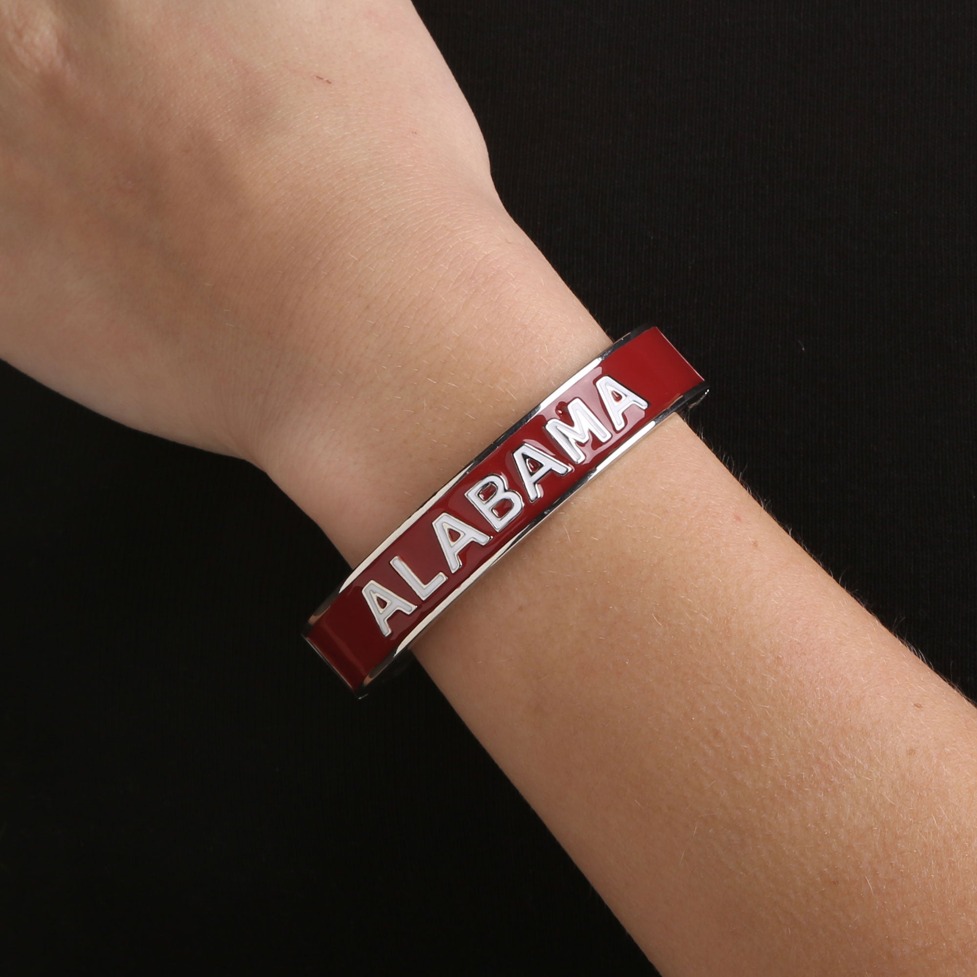 Alabama Crimson Tide School Bangle