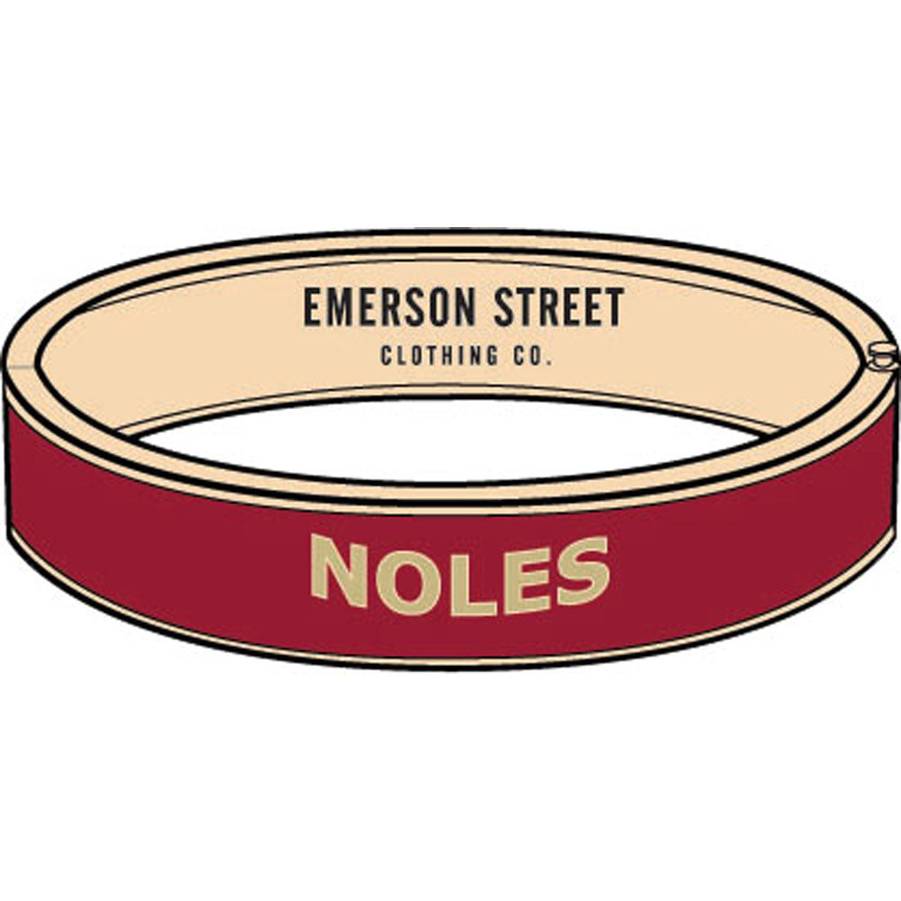 Florida State Seminoles Team Bangle