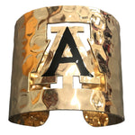 Load image into Gallery viewer, ARIZONA WILDCATS HAMMERED CUFF