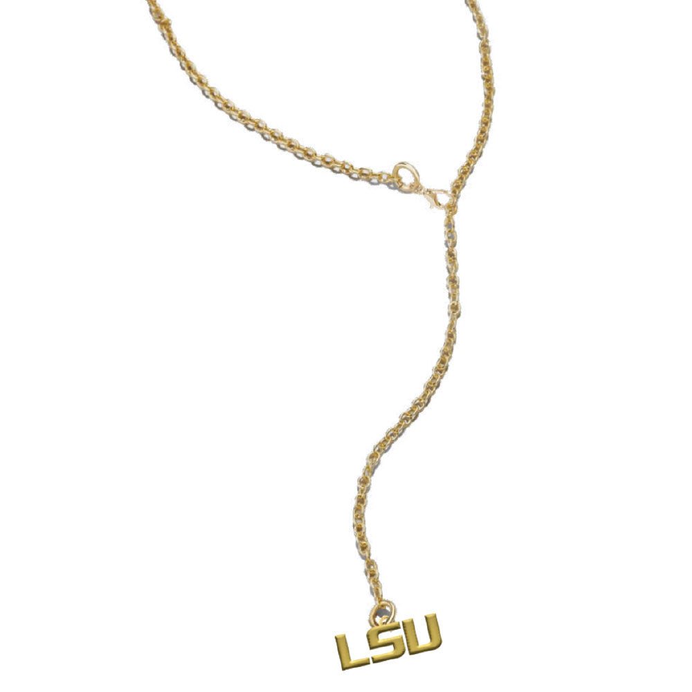 LSU TIGERS REESE NECKLACE